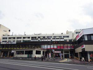 セレスタ札幌外観